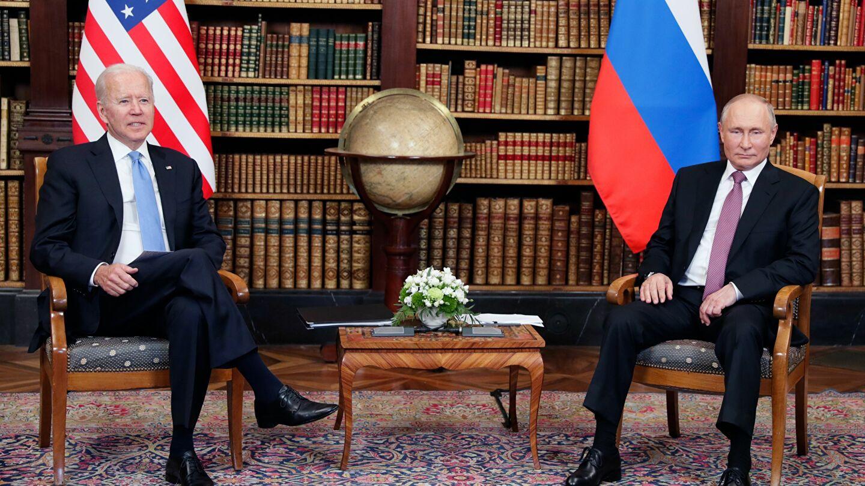 Встреча Путина и Байдена 2021 итоги встречи